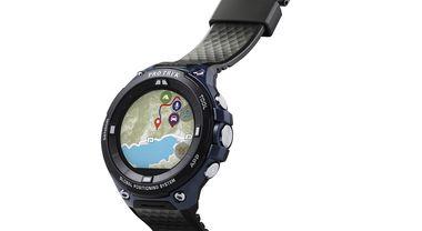 f7f41a7576e0 Casio presenta PRO TREK Smart Outdoor Watch  mappe attive anche offline
