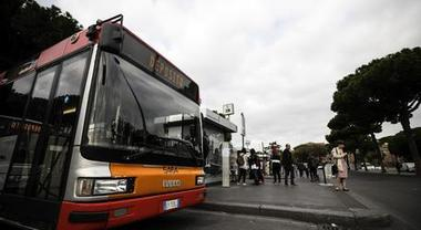 nero GF autobus