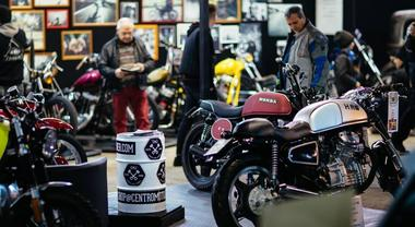 Il mondo delle moto in mostra a Roma, torna: Eternal city motorcycle custom show