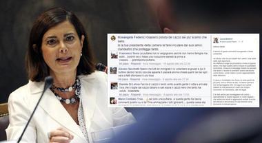 """Ira Boldrini: """"Denuncio chi mi insulta su Facebook, ora basta"""". E pubblica i post"""