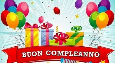 abbastanza Buon compleanno, immagini e frasi per auguri su Whatsapp e Facebook YM22