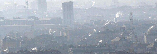 Cremona e Vicenza sono tra le peggiori città europee per livelli di smog