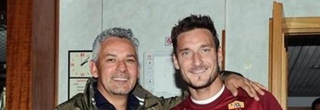 Da Totti a Roberto Baggio, il calcio dei fuoriclasse è in docuserie
