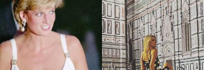 La nipote di Lady Diana Kitty Spencer in Italia per sposarsi: per lei un abito Dolce & Gabbana Foto