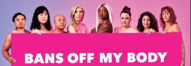 """Lady Gaga e Ariana Grande aderito alla campagna """"Bans Off My Body"""" contro le restrizioni sull'aborto"""