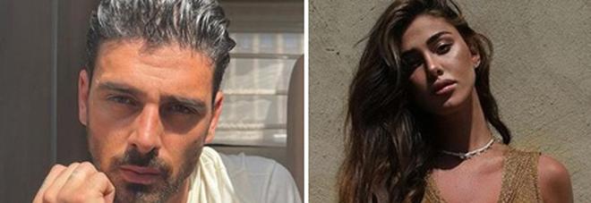 """Michele Morrone contro Belen Rodriguez: «Cerco una donna più altolocata di due tett* un cul*"""". E arriva la sua risposta social"""