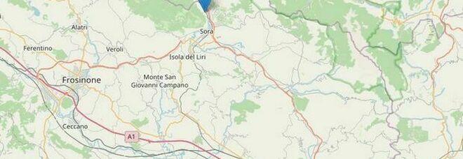 Terremoto, paura nel Lazio: scossa avvertita dalla popolazione