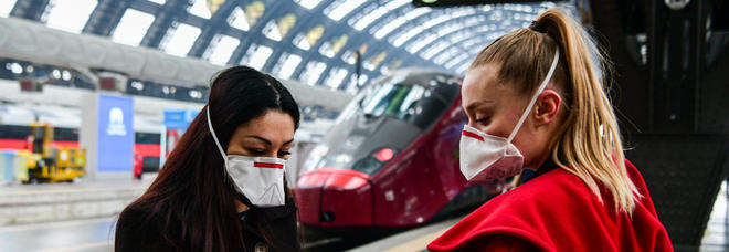 Coronavirus, Trenord: crollo del numero dei passeggeri. Corse rimodulate e tagli al Passante