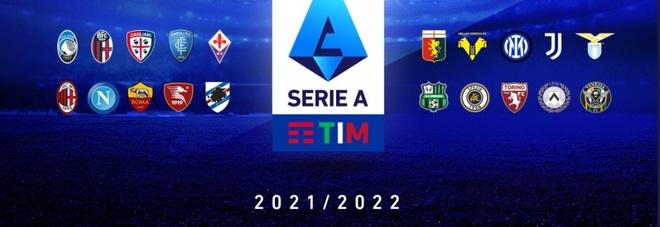 La Serie A prende forma: ufficializzati gli anticipi e i posticipi delle prime due giornate di campionato