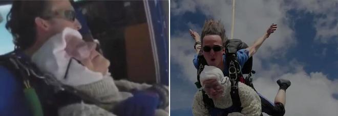 sesso mentre paracadutismo video grande culo twerking su un cazzo