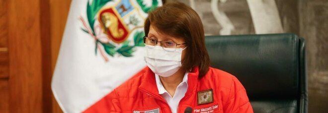 Coronavirus in Perù, la ministra: «Gli asintomatici possono contagiare solo quando respirano»