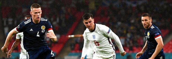 Inghilterra-Scozia 0-0. Tanta intensità ma poche emozioni a Wembley. Il derby britannico finisce con un pari