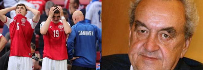 Dramma Eriksen, Bruno Pizzul: «Gestito bene in tv e danesi da applausi»