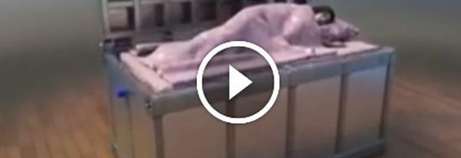 Ecco il letto anti terremoto sar davvero utile in caso - Letto anti terremoto ...