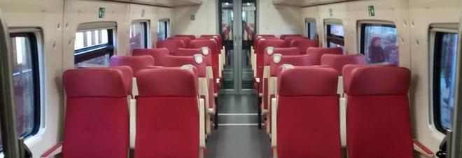 Covid-19, lo studio: «Prendi il treno? Ecco quante possibilità hai di contrarlo»