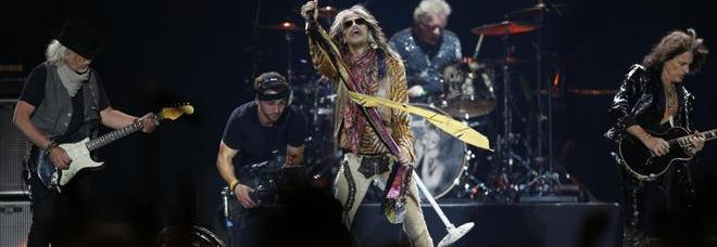 Gli aerosmith all 39 arena fiera di rho grande appuntamento for Fiera a rho oggi