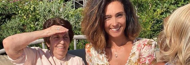 Caterina Balivo, il consiglio incredibile della suocera Mirella: «Lascia perdere mio figlio...»