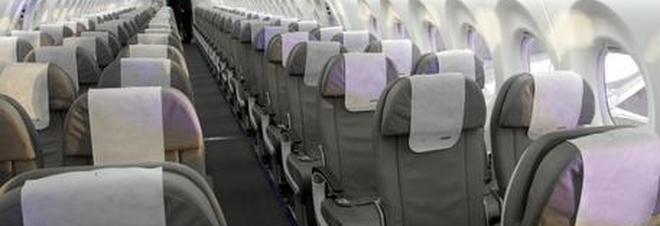 Choc sul volo etihad neonato trovato morto dentro una for Cane nella cabina dell aereo