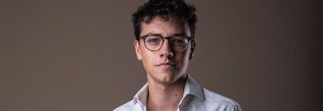 Federico Lobuono, primo sfidante della Raggi: «Io, a 20 anni combatto la politica fatta solo di parole e chiusure»