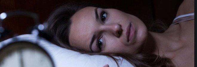 Le donne che si svegliano di notte hanno il doppio delle probabilità di morire giovani: lo studio