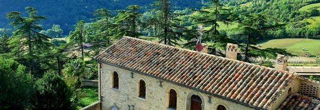 L'Umbria che non ti aspetti: Montone e dintorni, dove amavano rilassarsi Debussy, D'Annunzio e Burri