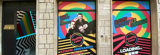 Healthy color raddoppia a Roma