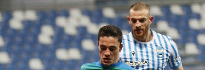 Sassuolo-Spal, sorpresa al Mapei: 0-2, De Zerbi eliminato. Per Marino c'è la Juve