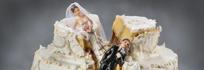 Covid, il lockdown mette a dura prova i matrimoni: nel 2020 separazioni aumentate del 60%