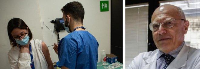 L'infettivologo Galli: «Stanno vaccinando chi è già guarito dal virus, sono fuori di me»