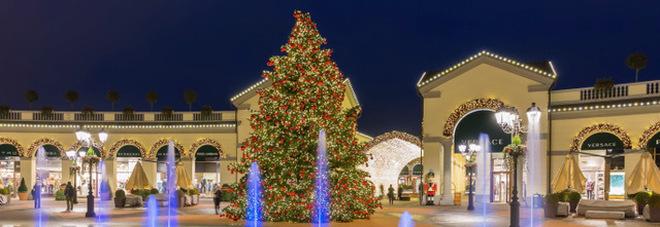 Designer Outlet, è già Natale: in tutta Italia offerte ...