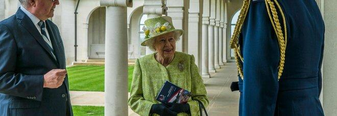 La regina Elisabetta (95 anni il 21 aprile) ha ricevuto anche la seconda dose del vaccino