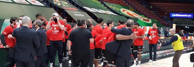 Olimpia Milano senza pace: si ferma anche LeDay ma arriva Evans