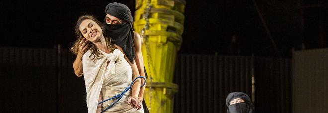 """""""Zaide"""", l'opera incompiuta di Mozart in scena al Teatro dell'Opera di Roma e su Rai Radio 3"""
