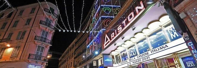 Teatro Ariston effetto Covid, ma tra tamponi e transenne Sanremo ricomincia da qui