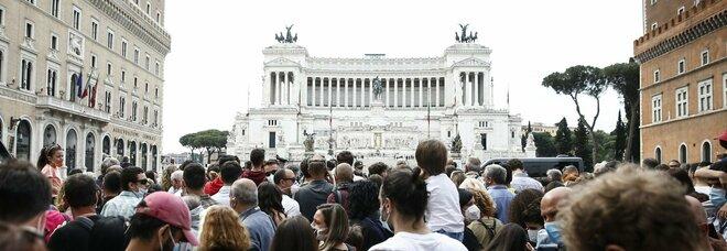 Italia a tappe forzate verso il bianco: il 7 Umbria e Abruzzo, dal 14 il Lazio