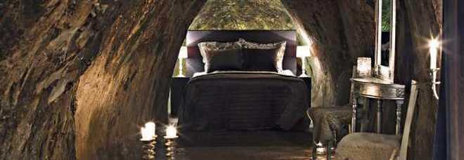 L'ex miniera diventa hotel di lusso: la suite è 155 metri sottoterra