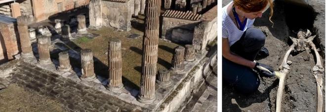 Ercolano e Pompei, scoperti neuroni umani in una vittima dell'eruzione del 79 d.C.