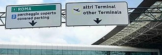 Roma falso allarme bomba all 39 aeroporto di fiumicino - Allarme bomba porta di roma ...