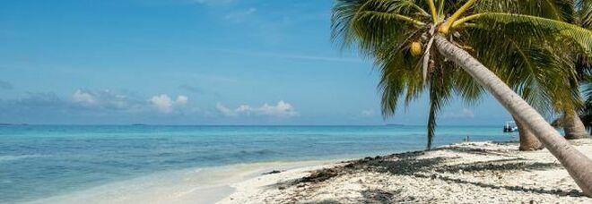 In Belize si vende un'isola con super resort extralusso e panorama tropicale