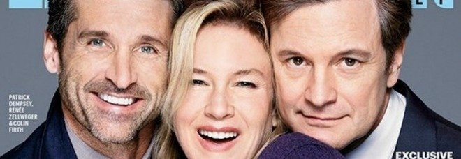 "Bridget Jones, finale a sorpesa. Renée Zellweger: ""girate tre alternative"""