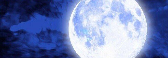 Luna Blu, stanotte occhi puntati al cielo per godersi lo spettacolo