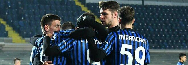 L'Atalanta elimina il Cagliari e va ai quarti: 3-1. Gasperini aspetta la vincente di Lazio-Parma