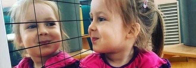 Giorgia, la bimba con la malattia sconosciuta, assediata dai ciarlatani del web