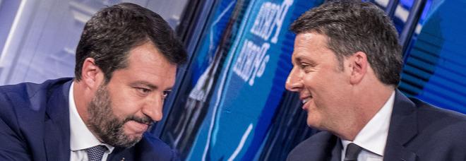 Matteo salva Matteo: Renzi non vota con la maggioranza e Salvini non va a processo per il caso Open Arms