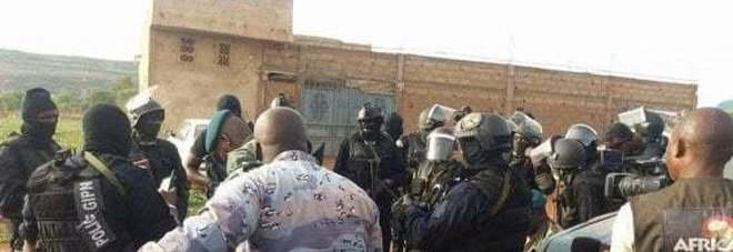Risultati immagini per bamako attacco al resort