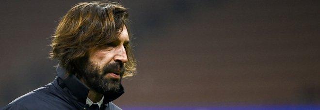 Juve, Pirlo: «Normale qualche sbandamento, ma vogliamo il primo trofeo»