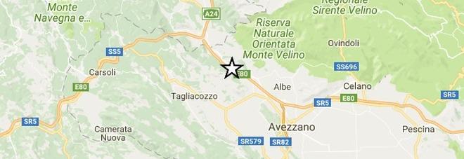 Terremoto, forte scossa nell'Aquilano avvertita anche a Roma. Molte scuole chiuse