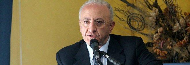 Caos rifiuti, De Luca sui tagli: da Salerno decreti ingiuntivi contro lo Stato