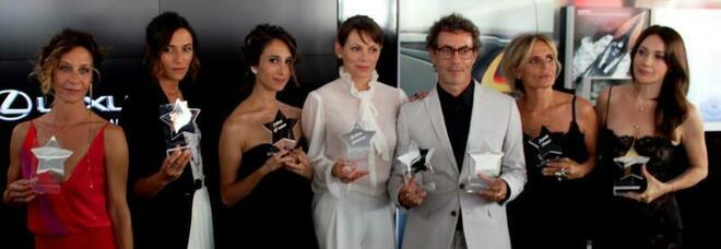 Venezia77, l'International Starlight Cinema Award premia Dapporto e Fabrizi