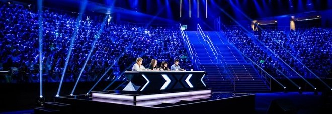 X Factor 12, seconda puntata con le Audition. Ospite Lodo Guenzi